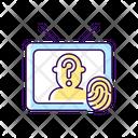 Online Investigation Tv Icon