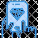 Premium Mobile Payment Icon