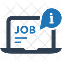 Job Online Information Icon