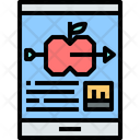 Online Knowlage Online Learning E Learning Icon