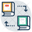 Online Knowledge Sharing Icon