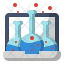 Biology Chemistry Education Icon