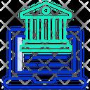 Online Learning University Education University Icon