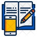 Online Learning Icon