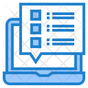 Online Learning Education Online Education Icon