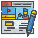 Online Lecture Icon