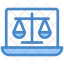 Online Legal Icon