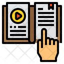 Book Online Lesson Icon