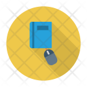 Online Library Office Icon