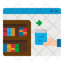 Learning Digital Library Icon