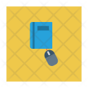 Online Library Account Icon