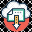 Ebook Download Sky Icon