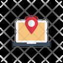Location Online Gps Icon