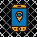 Gps Hotel Location Icon