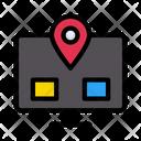 Online Location Location Online Icon
