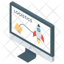 Online Logistic Icon