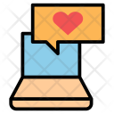 Online love application Icon