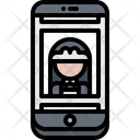 Online maid finding app Icon