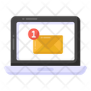 Online Mail Inbox Email Icon