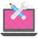 Online Maintenance Icon