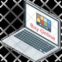 Online Cosmetics Ecommerce Online Makeup Icon