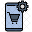 Application Shopping Shopping Online Icon