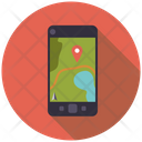 Online Map Map Location Icon