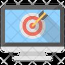 Online Marketing Branding Icon