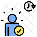 Active User Qualified Identify Icon