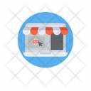 Online Marketplace Webshop Online Shopping Icon