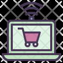 Online Marketplace Icon