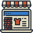 Online Marketplace Icon