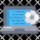Online Match Live Match Football Match Icon