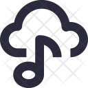 Cloud Music Online Icon