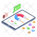 Online Media Attraction Icon