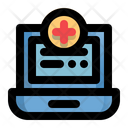Online Medical Icon