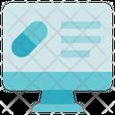 Pharmacy Monitor Report Icon