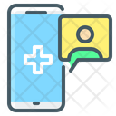 Online Medical Online Consolation Medical App Icon