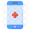 Online medical application Icon