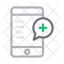 Online Services Medical Icon