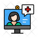 Help Medical Support Icon