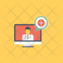 Online Medical Service Icon