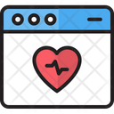 Online Medical Services Icon