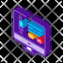 Computer Application Medicine Icon