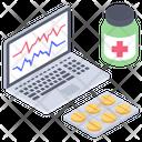 Online Medication Icon