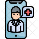 Medical Doctor Hospital Icon