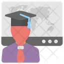 Online Mentor Icon