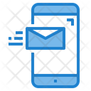Online Message Icon