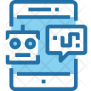 Online messaging Icon