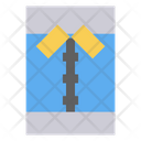 Online Mobile Online Base Icon